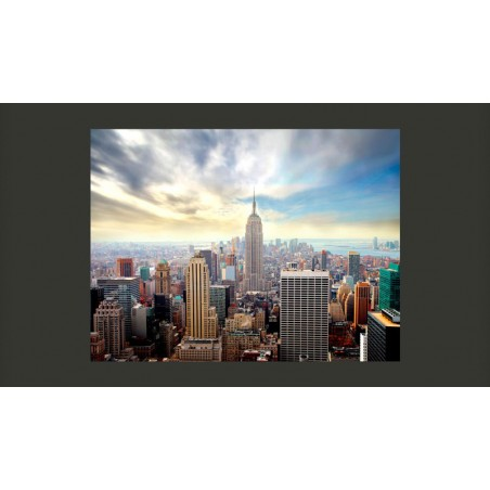 Fotomural View on Empire State Building - NYC