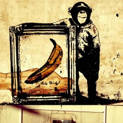 Collage de Banksy