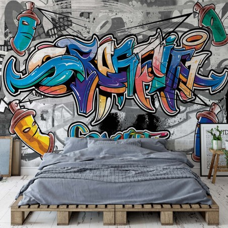 Graffiti de Pared