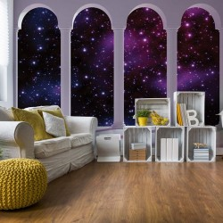 Space Stars Arches