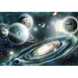 11896 - Planets In Space