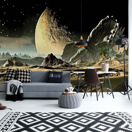 2806 - Planets Galaxy Outer Space