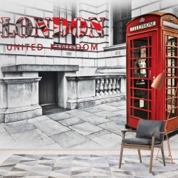 3131 - London Red Telephone Box