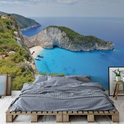 3481 - Greece Island Beach