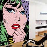 Fotomurales Pop Art