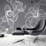 Flores Diseño - Fotomurales